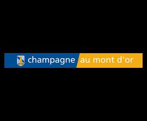 Ville de Champagne au Mont d'Or